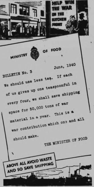 Hampshire Advertiser, 22 June 1940.