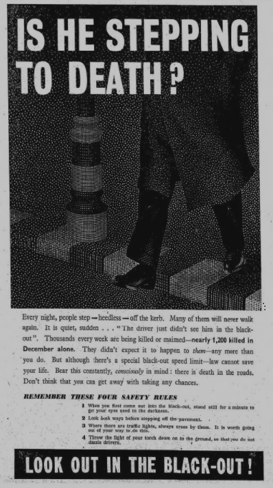 The Scotsman, 06 February 1940. Image Findmypast.co.uk © Johnston Press