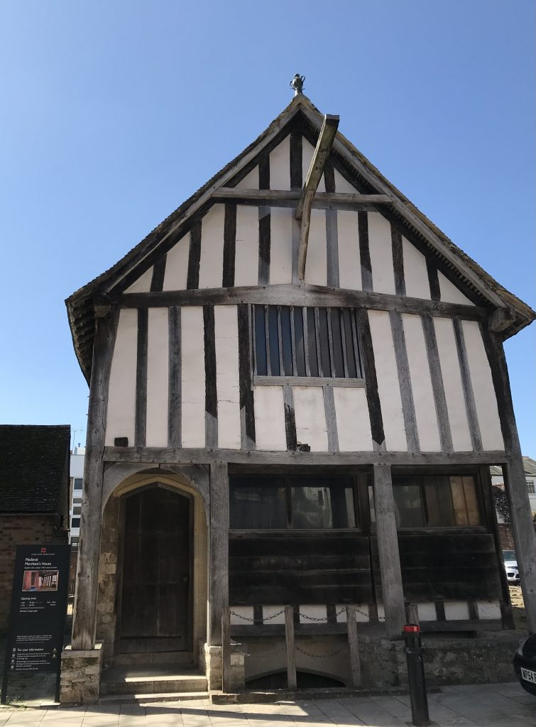 The Medieval Merchant's House on French Street provides an example of a house similar to that which many among Southampton's medieval immigrant population would have lived in. It reopens to the public on 22nd May 2021.